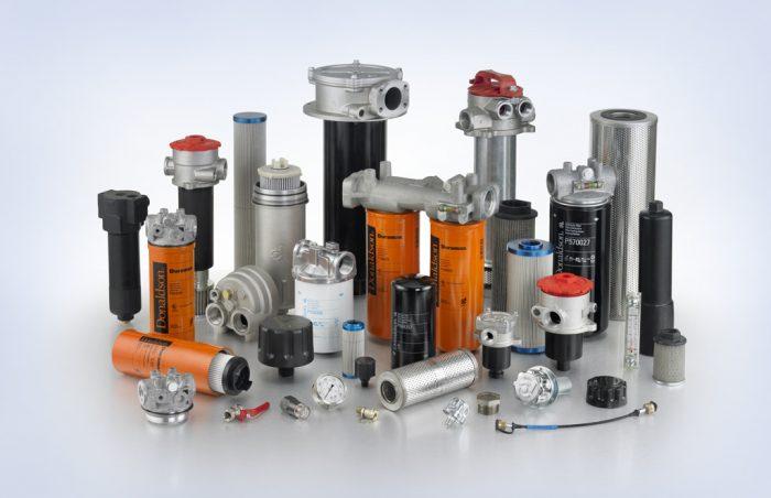Filtre hidraulice si carcase complecte